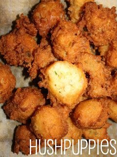 A Southern Favorite Hushpuppies With Images Food Hush Puppies Recipe Seafood Recipes