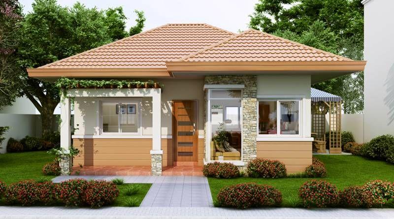 Top 6 House Designs Under 1 Million Pesos In 2020 Philippines House Design Small House Design Small House Design Philippines