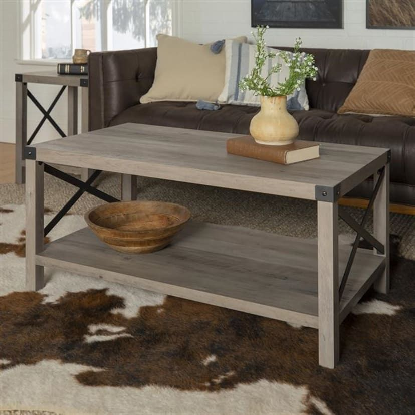Modern Farmhouse Coffee Table images