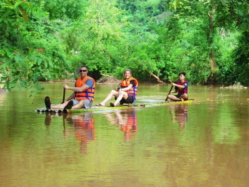 Image result for rafting mai hich village
