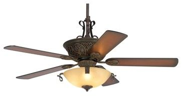 Rustic Ceiling Fans With Lights Rustic Lodge 52 Quot Casa