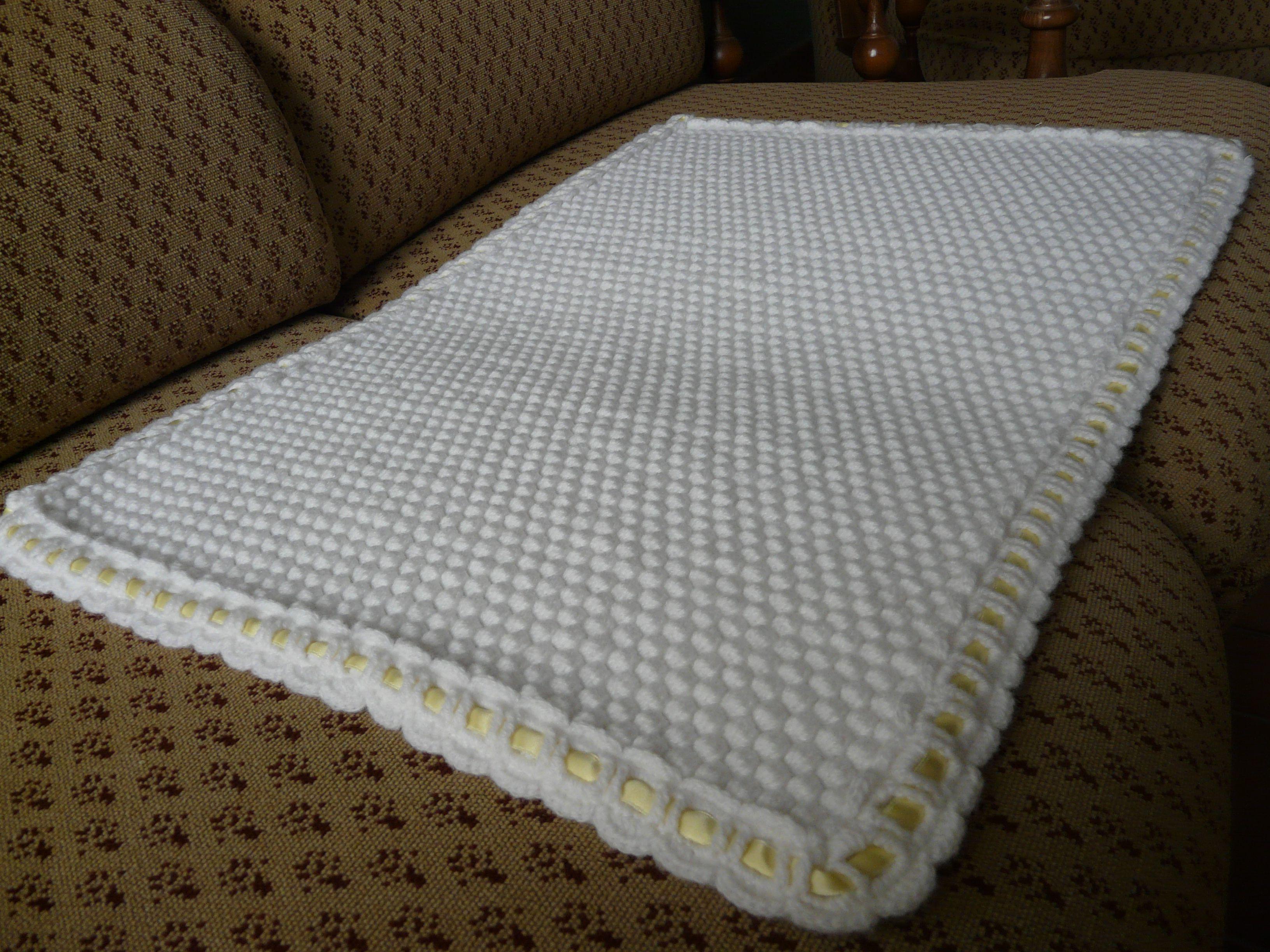 couverture b b crochet crochet pinterest couverture b b josephine et le point. Black Bedroom Furniture Sets. Home Design Ideas