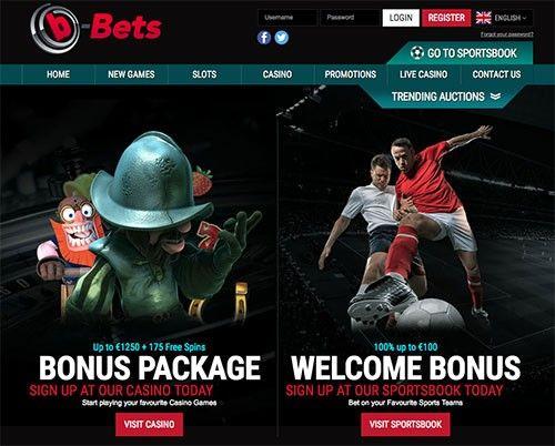 B Casino Online