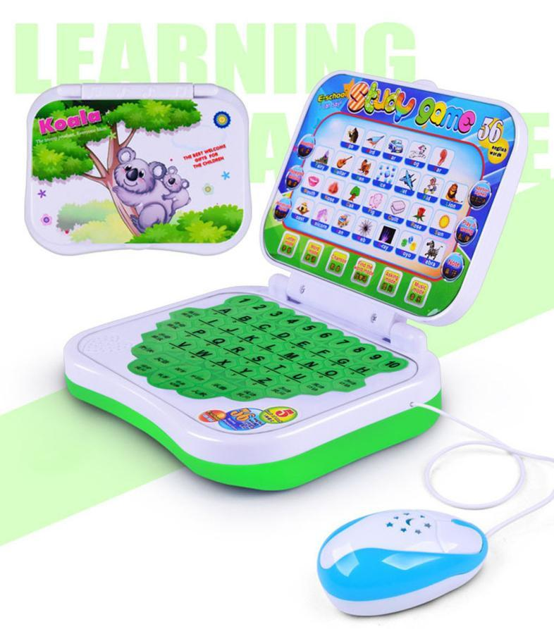 Fdit Baby Interactive Learning Pad Tablet Bilingual Educational Learning...