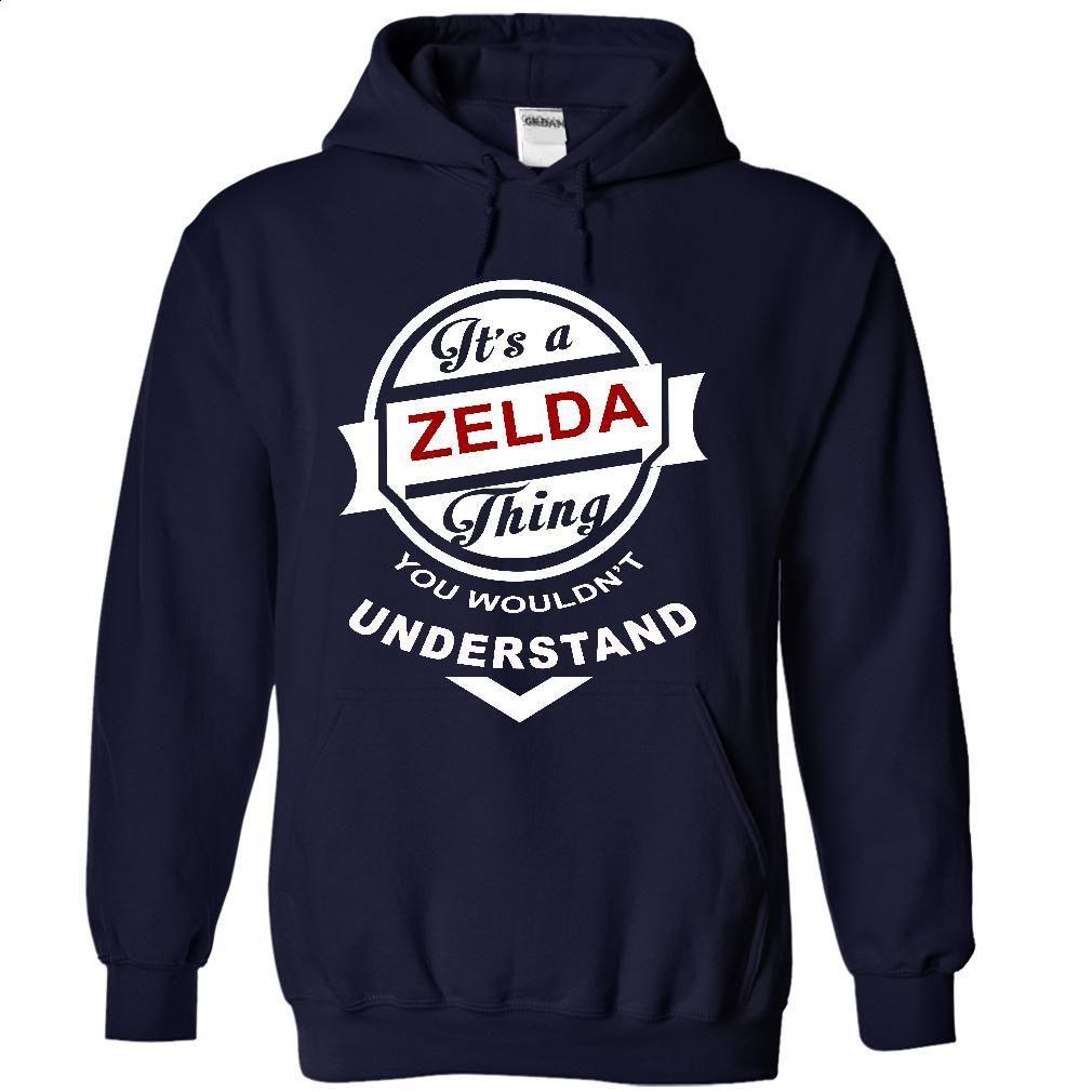 It's a ZELDA T Shirt, Hoodie, Sweatshirts - shirt dress #style #T-Shirts