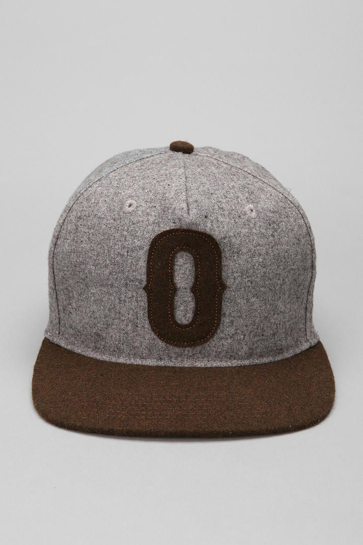 OBEY Grounder Snapback Hat  cdcab539d986