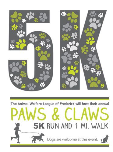2016 Awlfc Paws And Claws Race Animal Welfare League Paws And