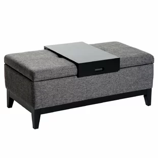 Storage Ottomans You Ll Love In 2020 Wayfair In 2020 Fabric