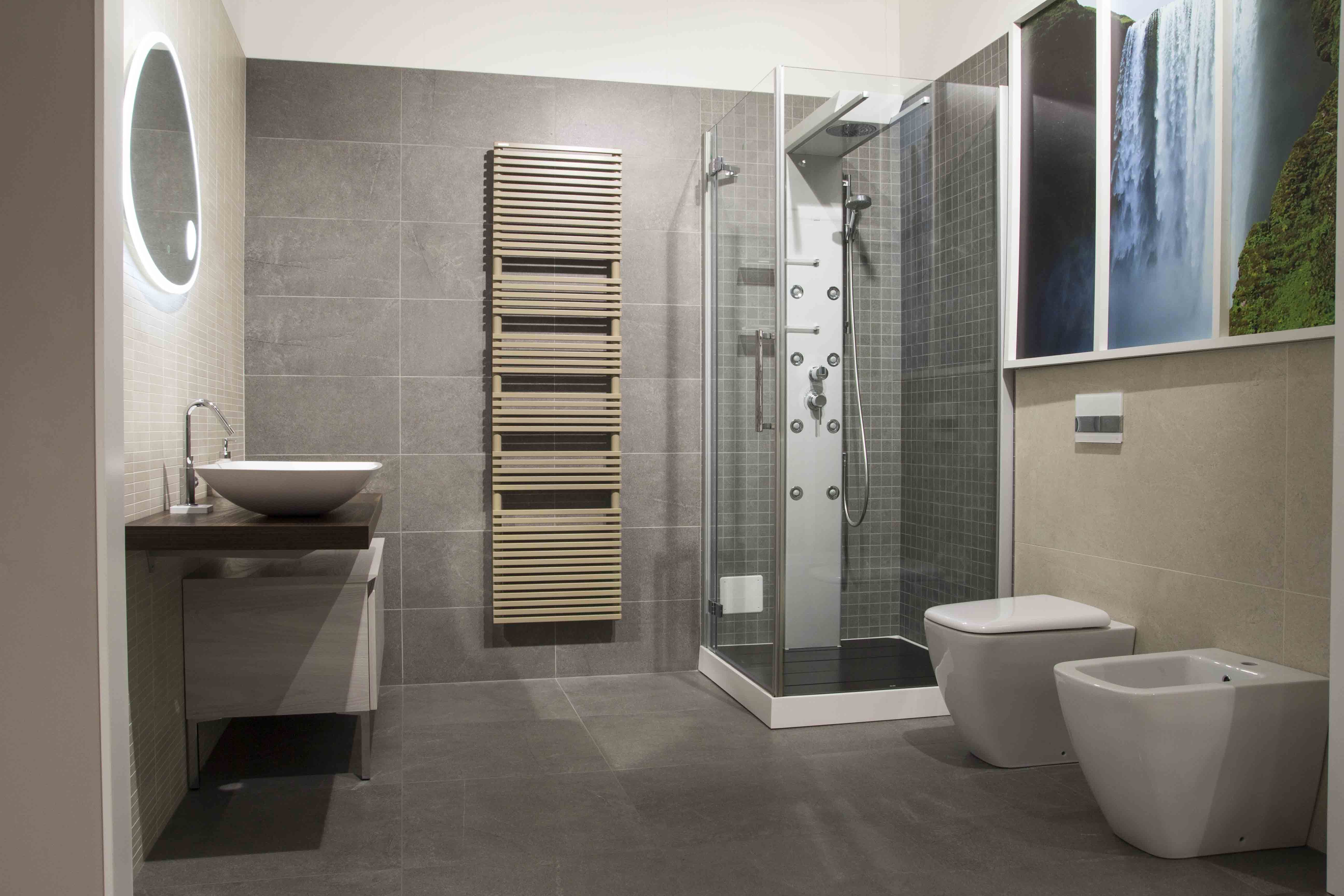 Un idea di arredamento per il tuo bagno, design moderno, emozioni ...