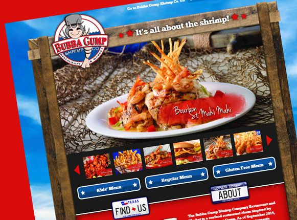 The Bubba Gump Shrimp Company Restaurant And Market Is A Seafood Chain Inspired By 1994 Film Forrest First Opened It S