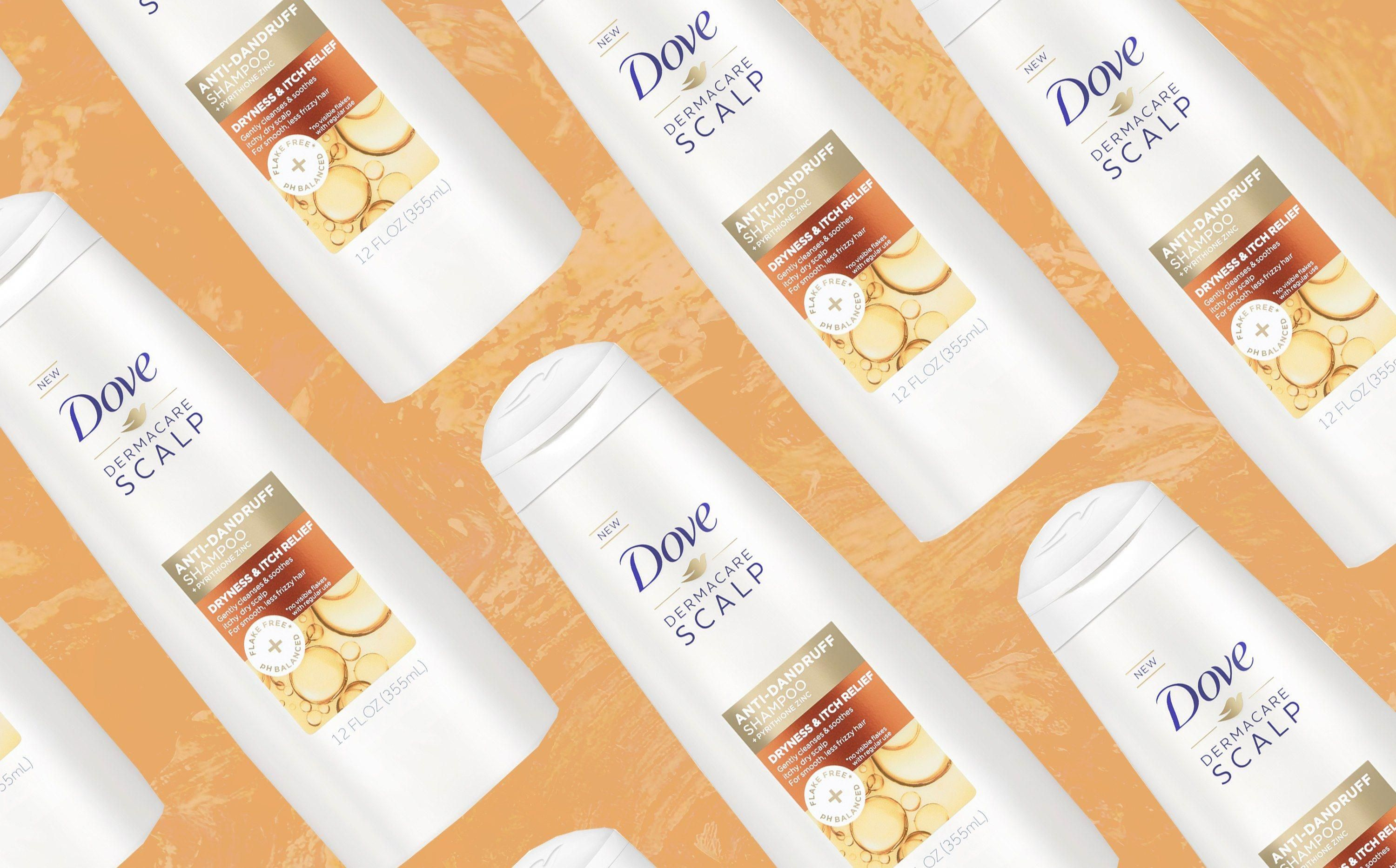 Dove DermaCare Scalp Dryness & Itch Relief Shampoo Review