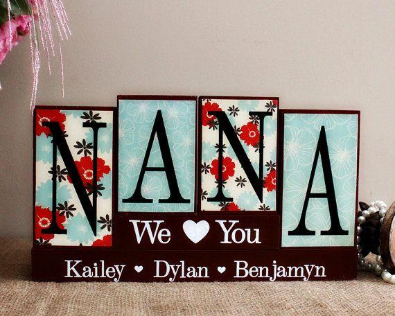 Nana gift ideas christmas