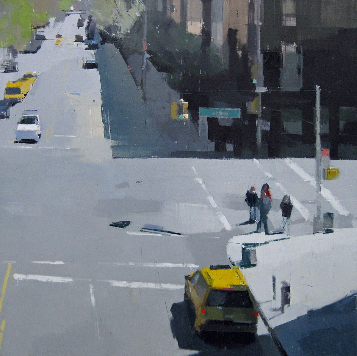 From the Highline    Lisa Breslow	  2012