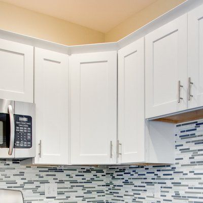Ngy Stone Cabinet Shaker 42 X 24 Kitchen Wall Cabinet In 2019