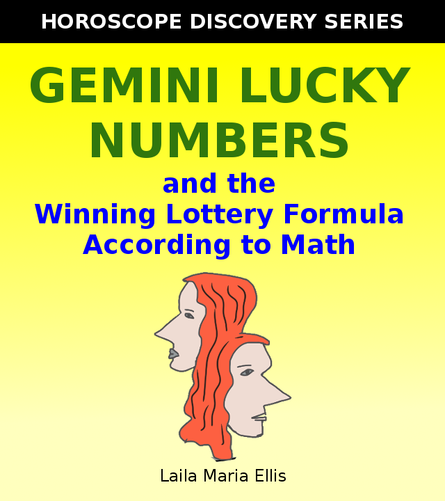 Gemini Lucky Numbers for the Lottery LUCKY NUMBERS Lottery