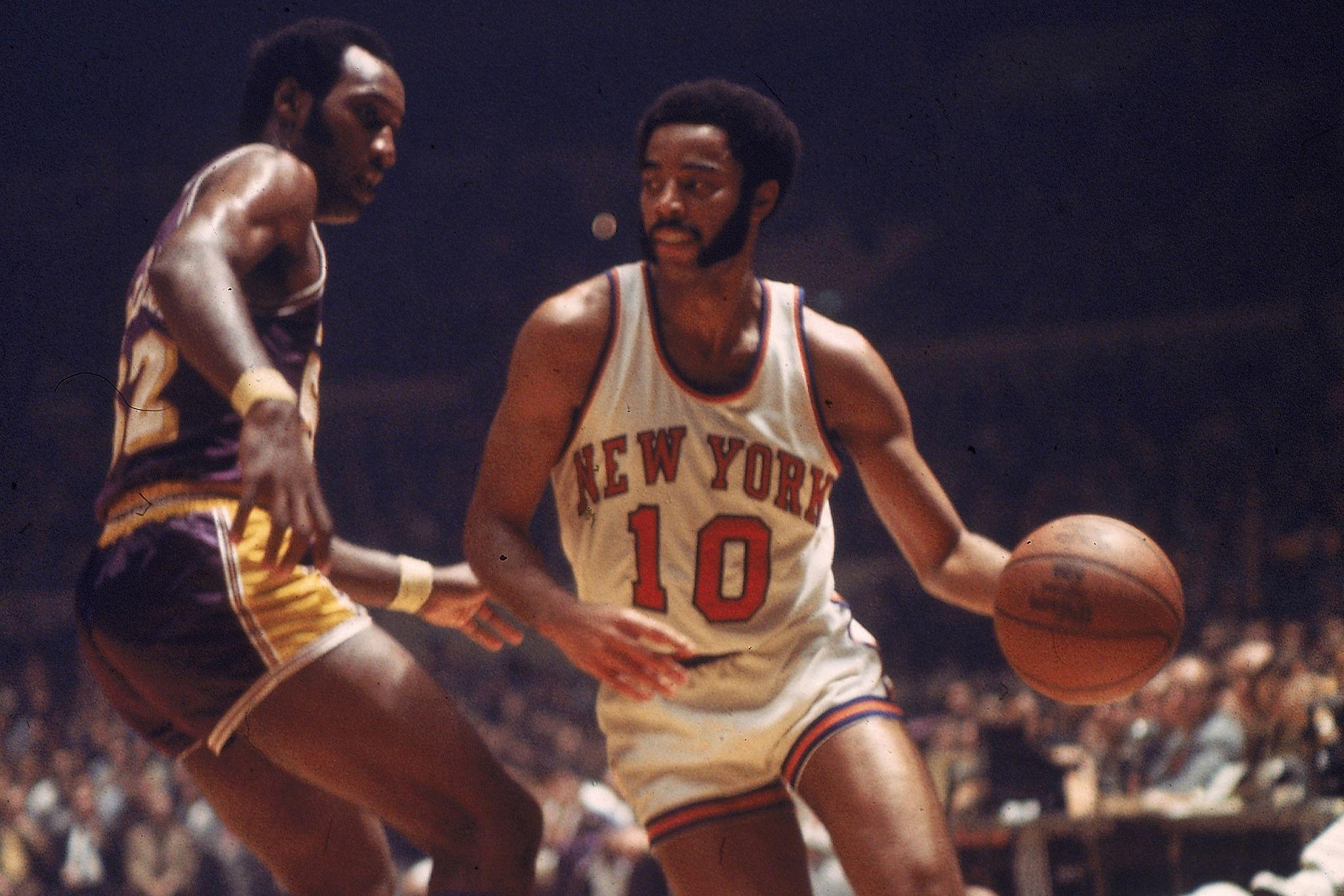 """Walt """"Clyde"""" Frazier"""