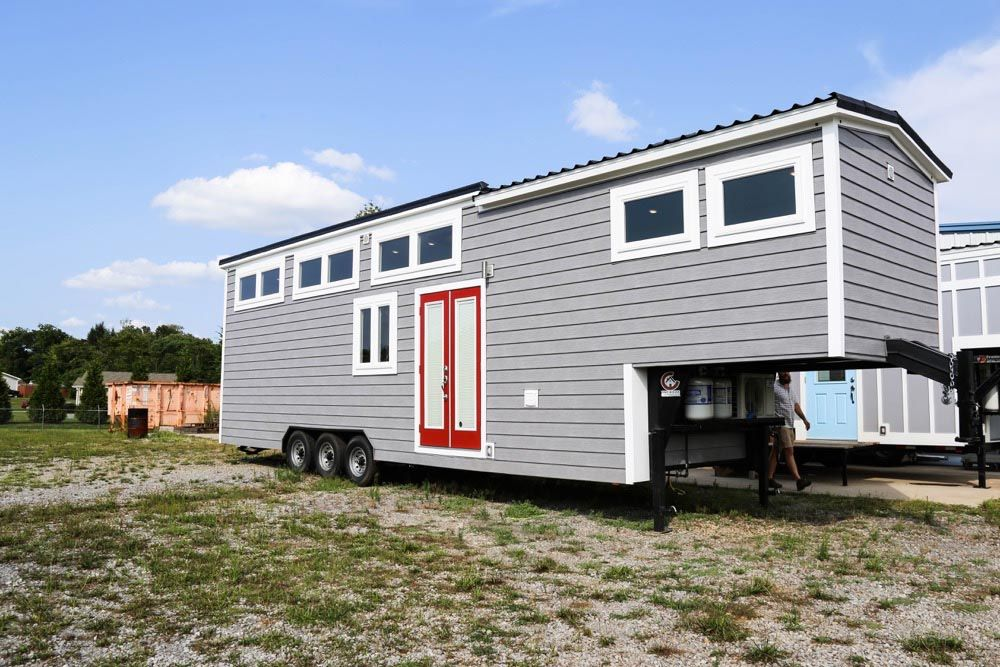 Mini Mansion By Tiny House Chattanooga Best Tiny House Tiny