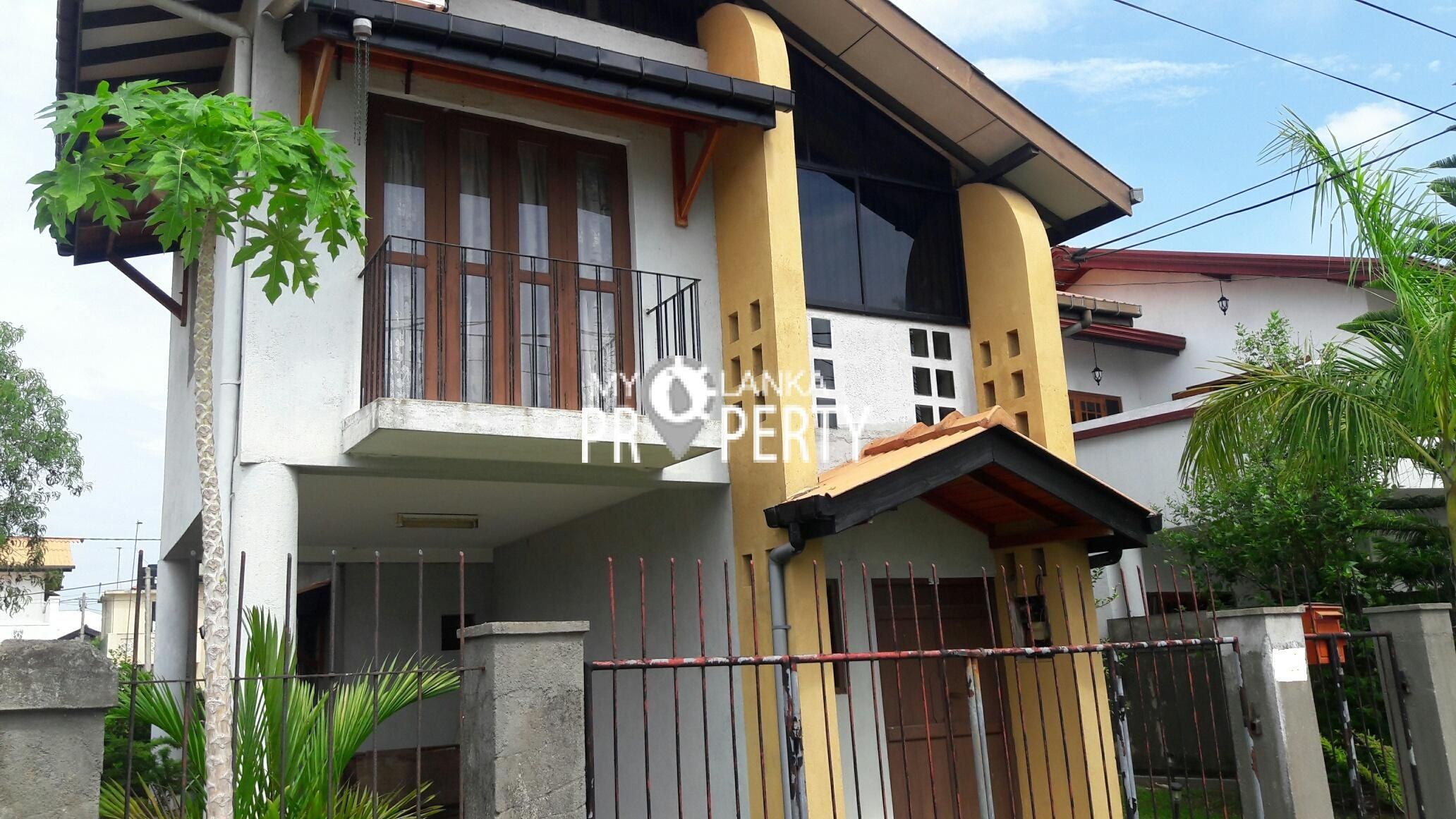 Two storied house for sale at Lake City , Ja Ela Sale