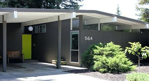 terrific mid century exterior color schemes d8999335 Exterior