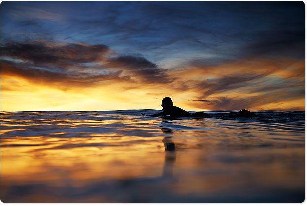 Tim Kelley, sunset silk