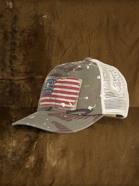 904adcfae2c80 Herringbone Trucker Hat - Hats Hats