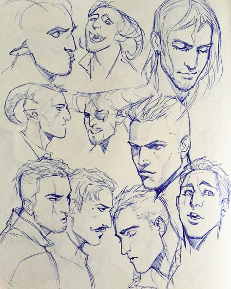 Drawing Reference Male Face Cartoon 61 Best Ideas Character Design Character Art Art Sketches