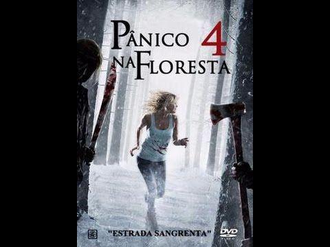 o filme panico na floresta 4 dublado avi