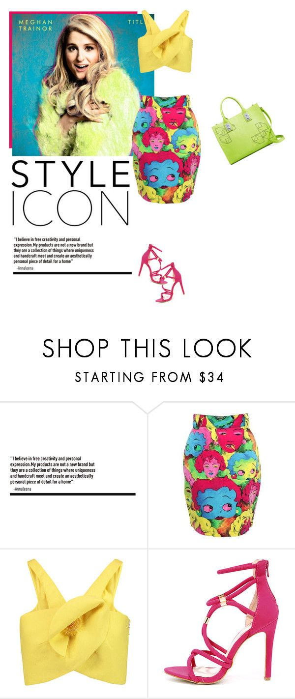 """Carole"" by divacrafts ❤ liked on Polyvore featuring Versace, Delpozo, Glaze, Danielle Nicole and Original"