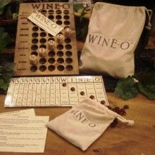 """Yes. You can play bingo while you drink wine.   Introducing """"Wine-O"""" bingo...    This is one of the fun indie games that will be featured in DiscoverGames booth #2911 at New York Toy Fair next week... along with other cool stuff from @Brincadada, @MentalFloss, @Toydozer, @AlbertsInsomnia, and of course, @Michelle Spelman    http://www.cdagifts.com/wine-o-bingo-game/"""