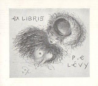 Ex-Libris by Alberto Coppa