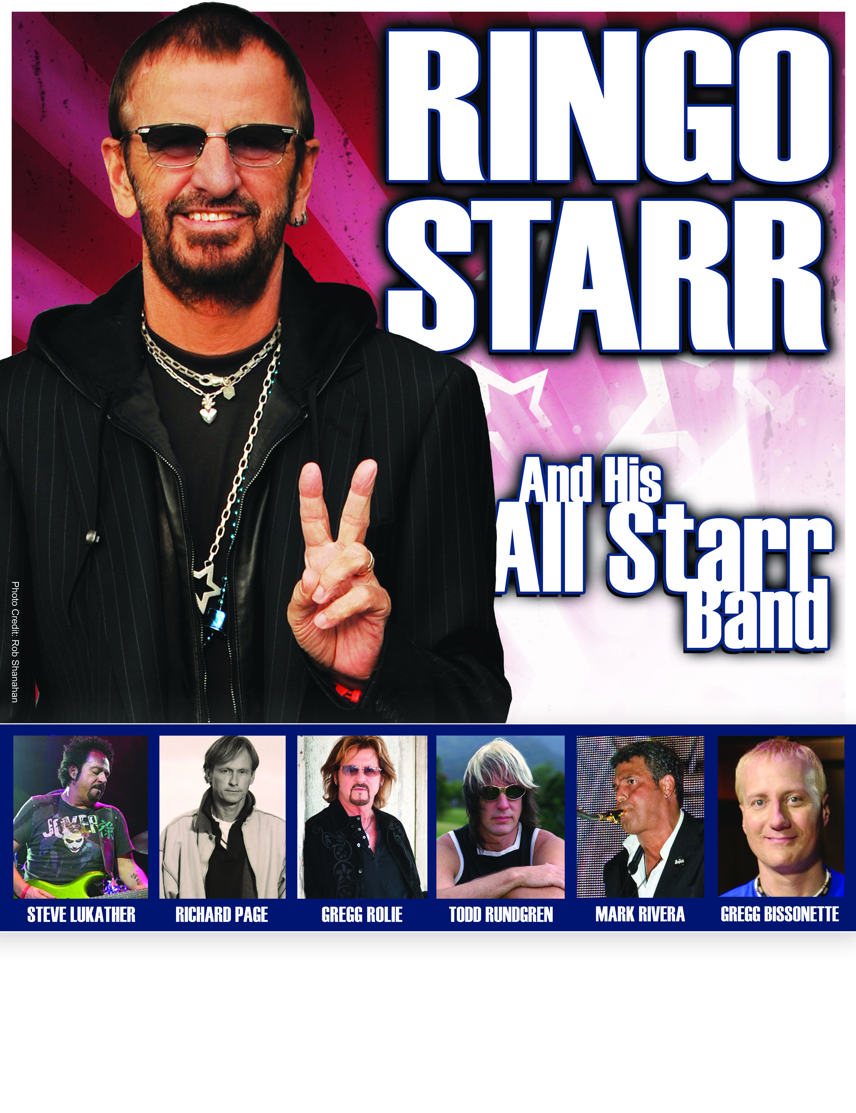 Ringo Starr and his All Starr Band, 13 de noviembre, Auditorio Nacional, Ciudad de México #RingoStarrMx