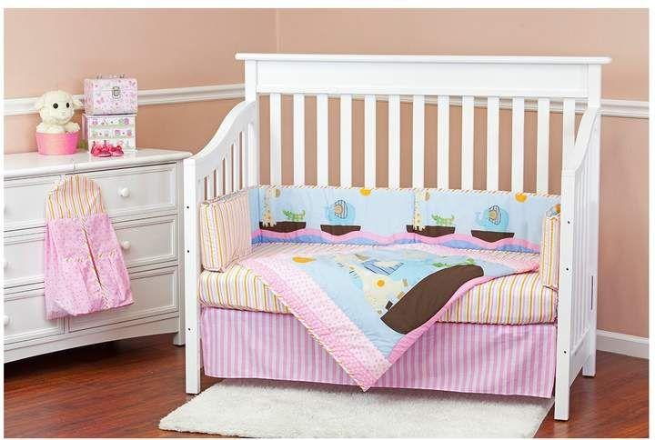 Dream On Me Sea Friends 2 Pc Crib Bedding Set With Images Crib Bedding Sets Crib Bedding Baby Bed