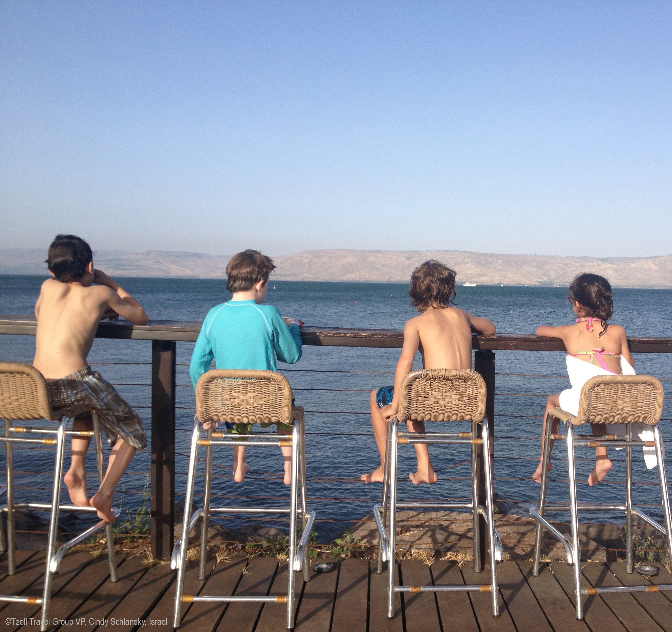 Dead Sea Beach - Tzell knows because Tzell goes. #israel