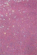 Gorgeous-Pink-Rhinestone-Fabric