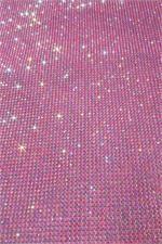 Gorgeous-Pink-Rhinestone-Fabric
