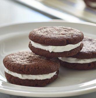 DIY Sandwich Cookies