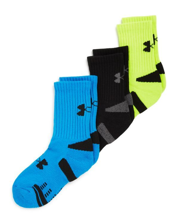 baby boy under armour socks