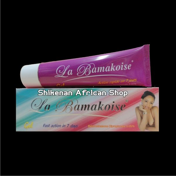 Beauty Fashion Outlet Crowley La: LA BAMAKOISE - GEL TUBE - African Beauty