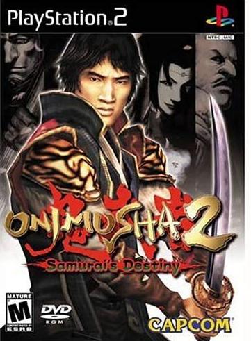 Onimusha 2 Samurai S Destiny Ps2 Iso Free Download Ps2 Games Playstation Playstation 2