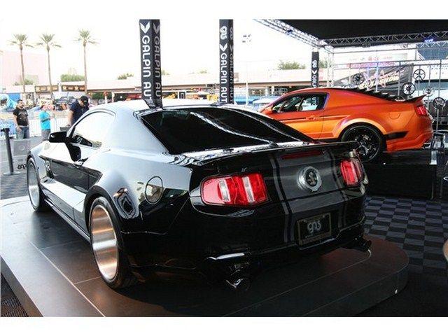 Gas Custom Ford Mustang Gt500 Super Snake Cars Pinterest
