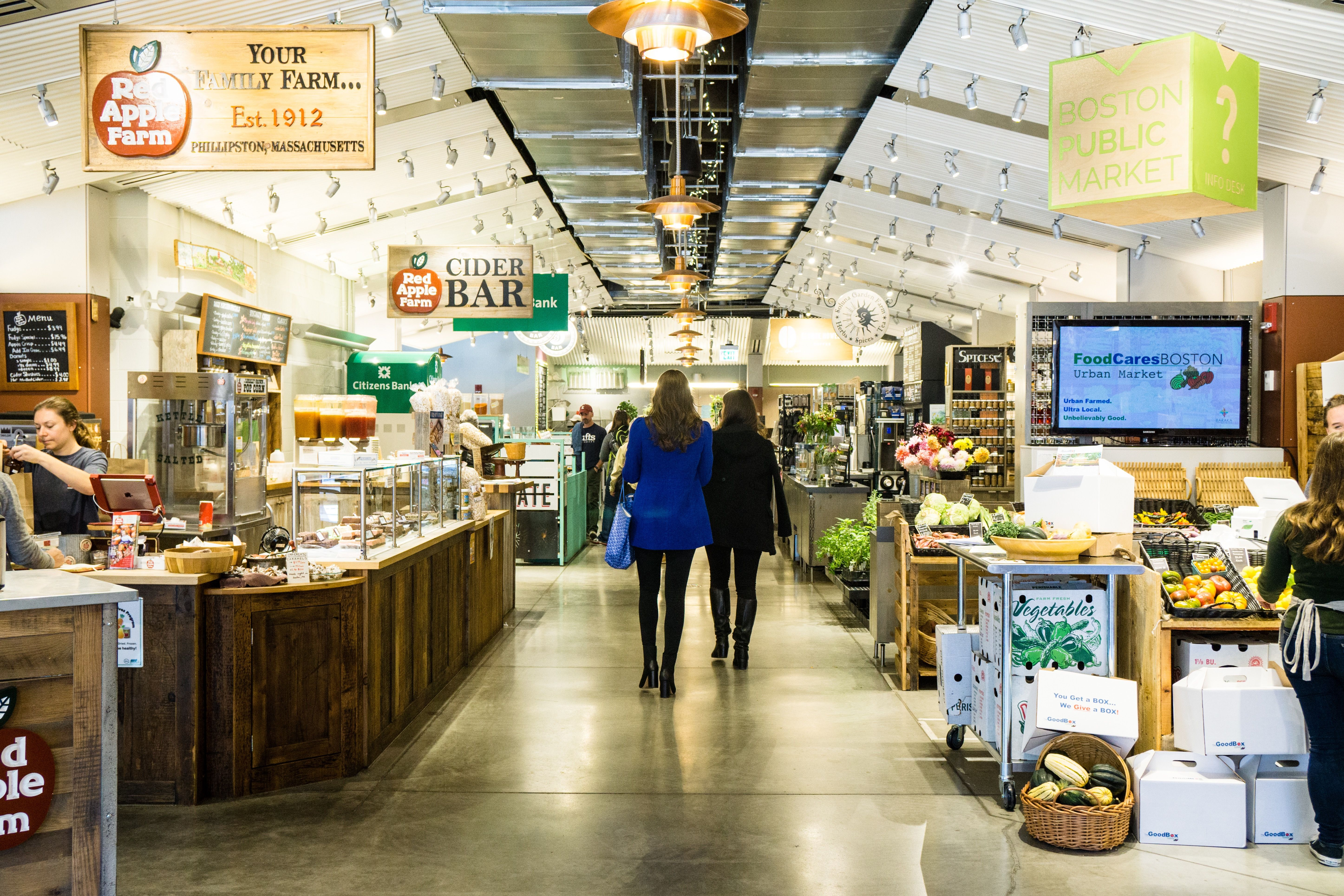Stanza Dei Sigari Boston : Boston public market about things to do in bost