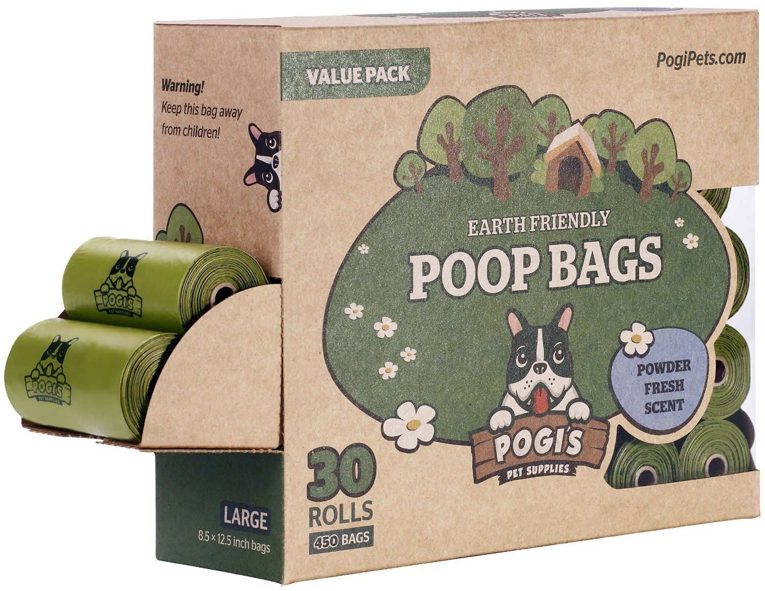Earth Friendly Dog Waste Bags | All Pet Cages