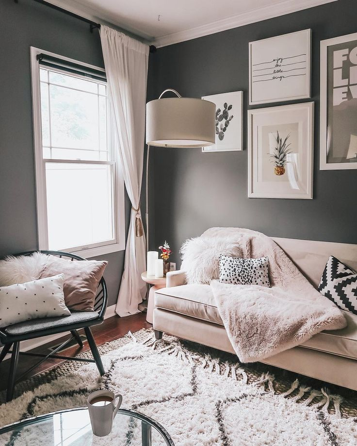 living room decor via @zoewithloveblog This is What I Want My