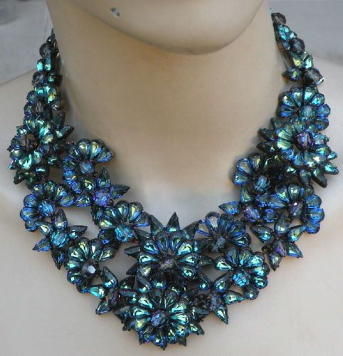 Masterpiece Haute Couture Necklace by ROGER SCEMAMA for CHRISTIAN