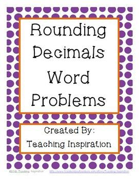 math worksheet : rounding decimals word problems  rounding decimals word problems  : Decimal Word Problems 5th Grade Common Core