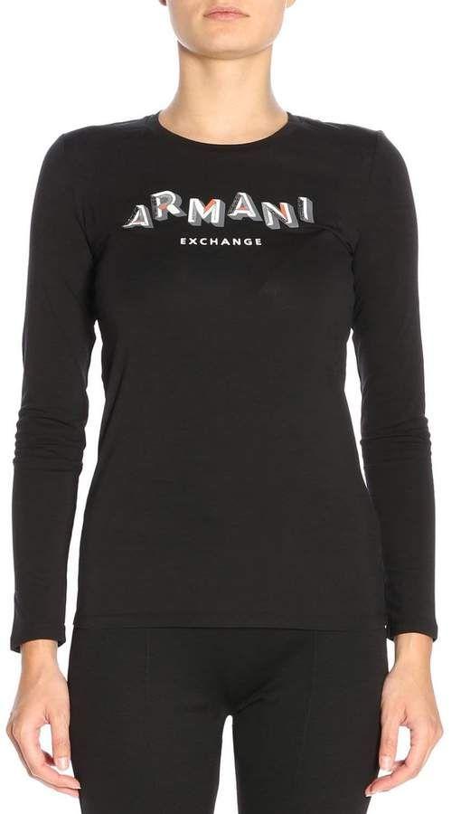 158d9f3a Armani Collezioni Armani Exchange T-shirt T-shirt Women Armani Exchange