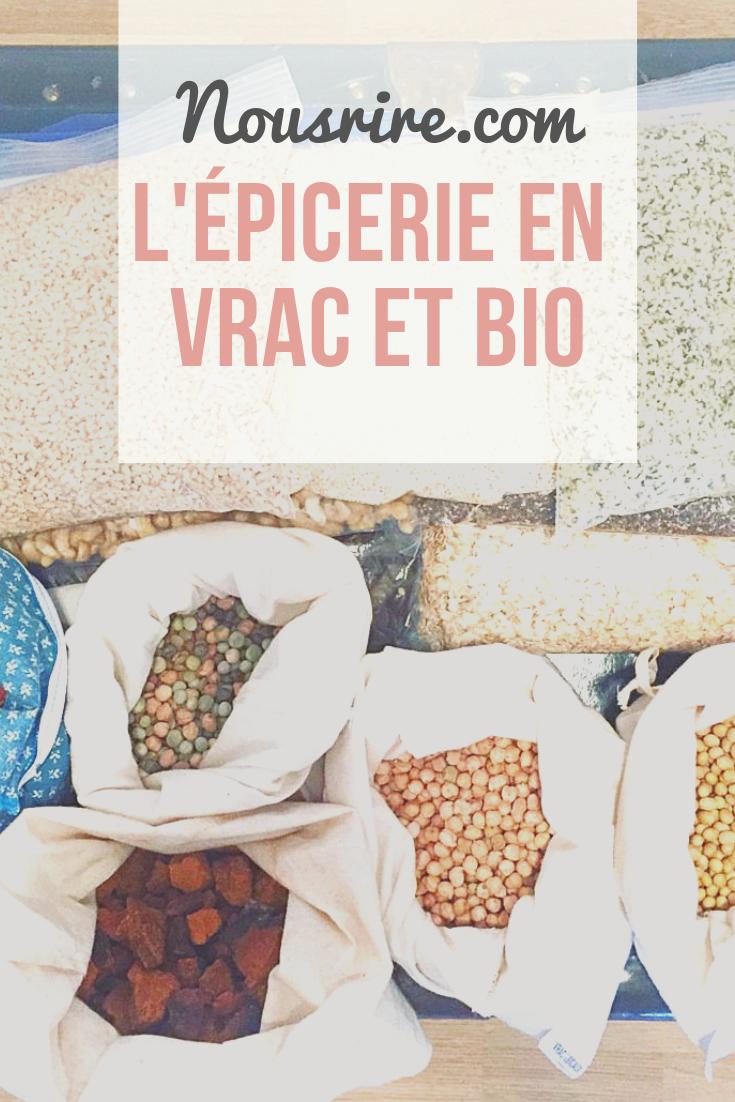 Nousrire L Epicerie En Vrac Et Bio Pour Pas Cher Magasin Vrac Vrac Et Epicerie Vrac