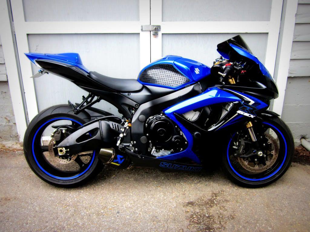 steven32 s 2007 gsxr 600 sports bikes