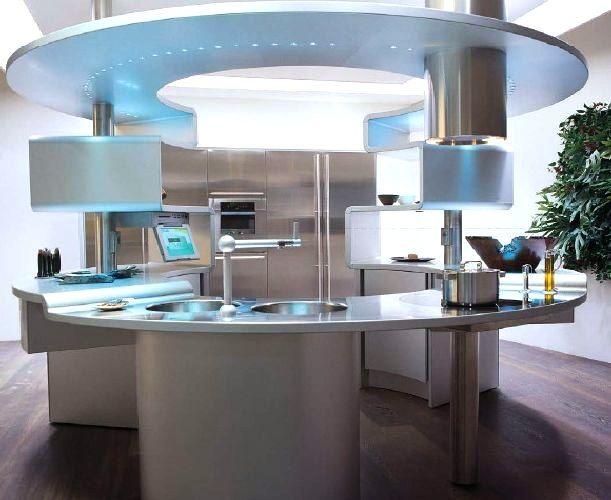 Around Beautiful Italian Kitchen Design