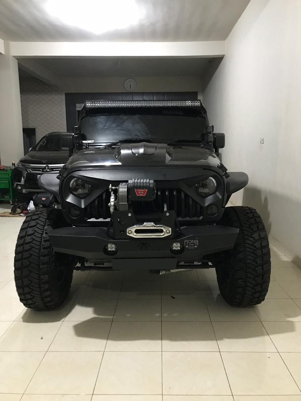 Pin Oleh Rodolfo Di 4x4 Aksesoris Jeep